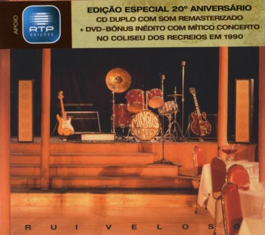 Mingos & os Samurais-Edição Especial 20ºAniversário