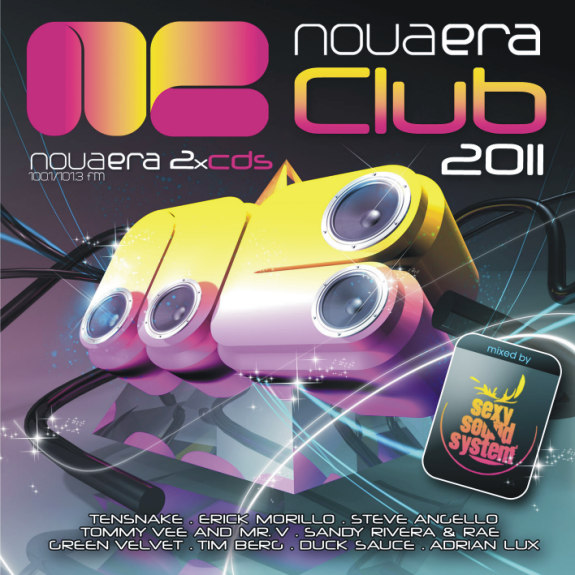 NOVA ERA CLUB 2011 - Mixed by Sexy Sound System