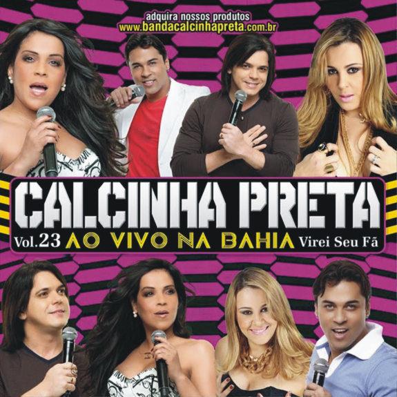 Vol. 23 Virei seu fã - Ao vivo na Bahia