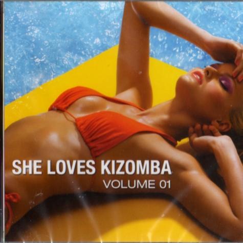 She Loves Kizomba - volume 01
