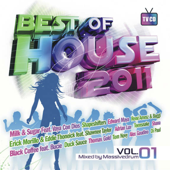 Best of House 2011 Vol. 1