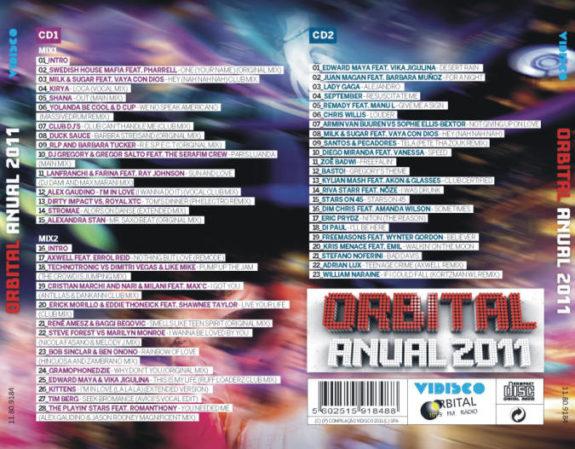 ORBITAL ANUAL 2011