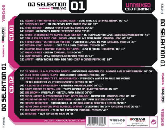 DJ SELEKTION 01