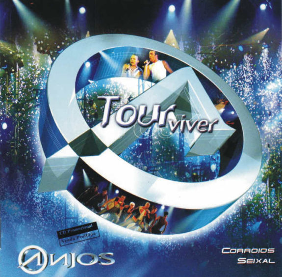 Tour Viver CD