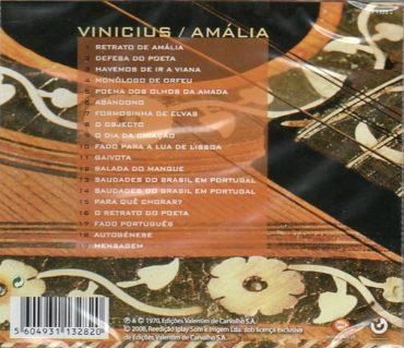 Amália / Vinicius