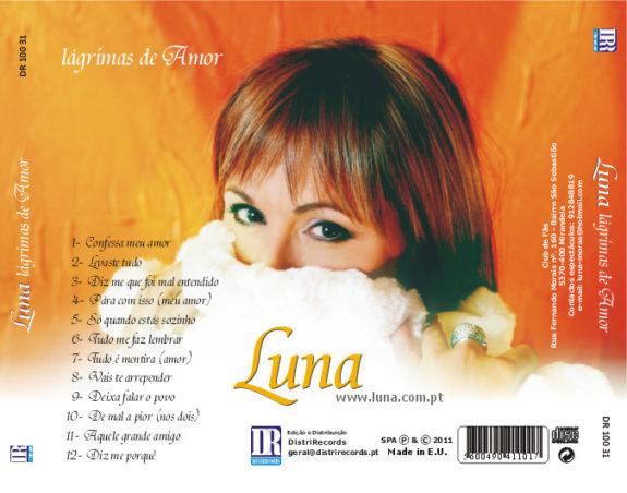 Luna - Lágrimas de Amor