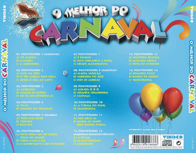 Banda Rio-Ipanema – O Melhor do Carnaval  5908_1_original