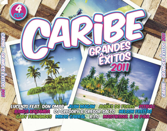 Caribe - Grandes êxitos 2011