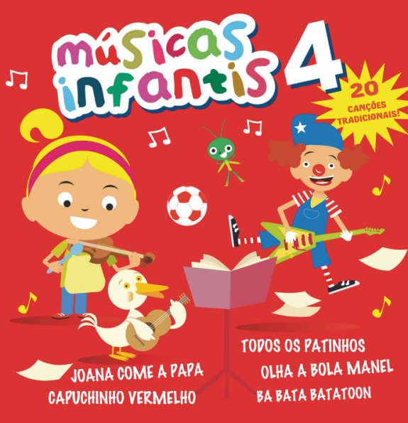 Músicas Infantis vol. 4