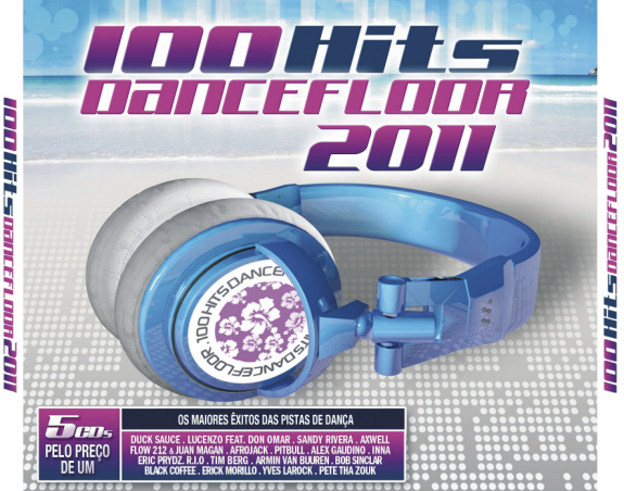 100 Hits Dancefloor 2011