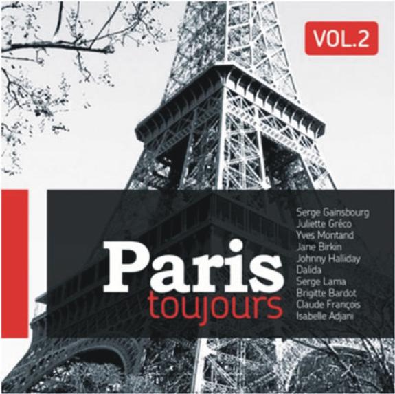 Paris Toujours vol2 CD Duplo