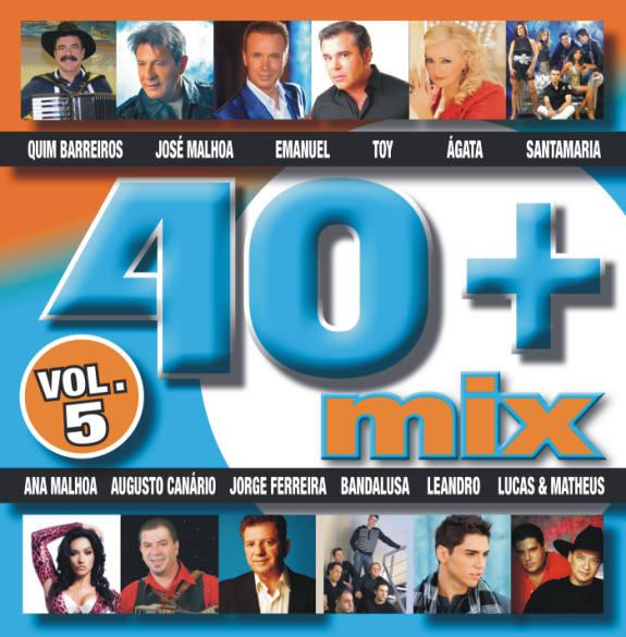 40 + Mix Vol. 5