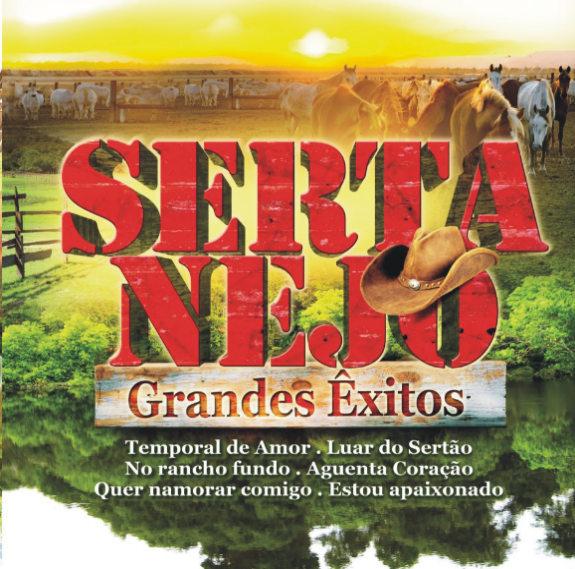 Sertanejo - Grandes êxitos