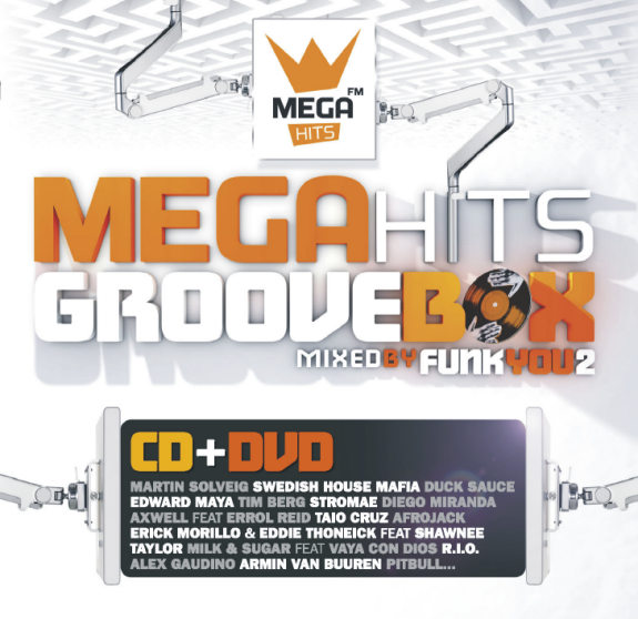 MEGA HITS GROOVE BOX Mixed by FunkYou2