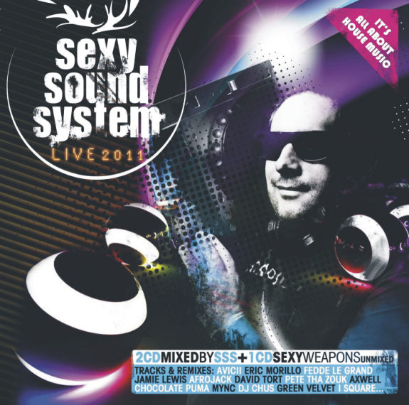 SEXY SOUND SYSTEM LIVE 2011