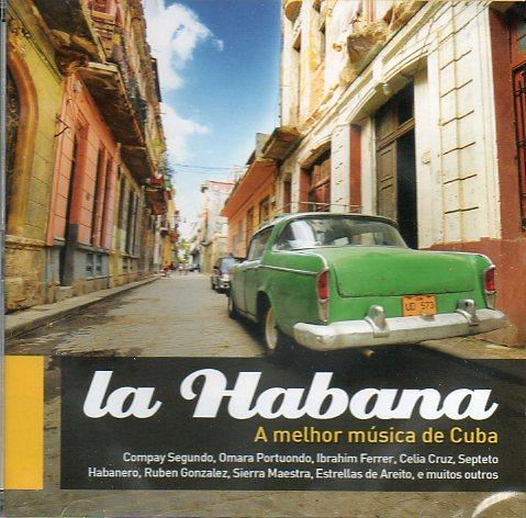 A Melhor Música de Cuba -cd duplo