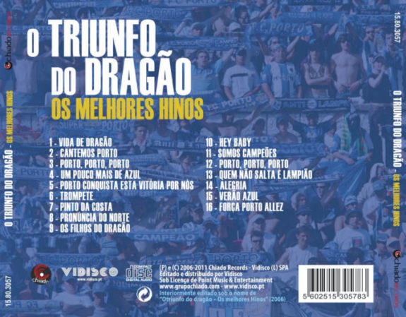 O triunfo do Dragão