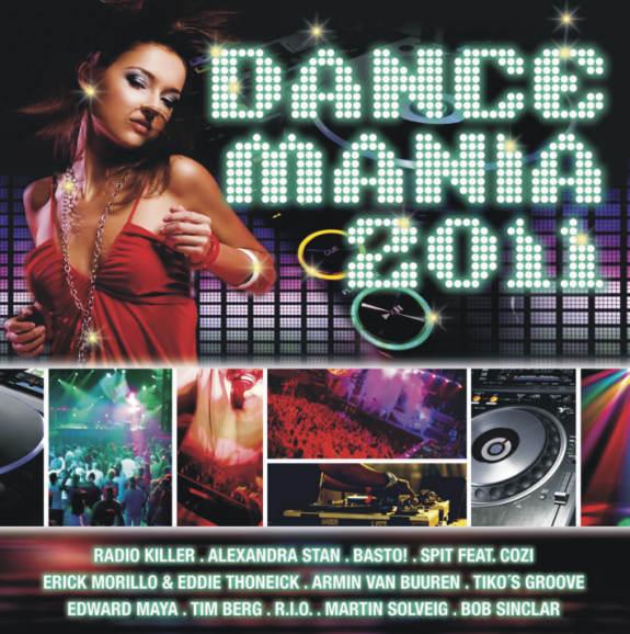 DANCE MANIA 2011