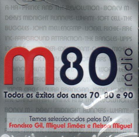 M80 - Todos os êxitos dos anos 70,80 e 90