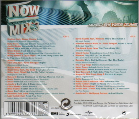 Now Mix 3