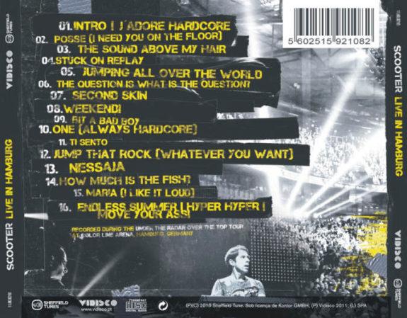 Live in Hamburg CD