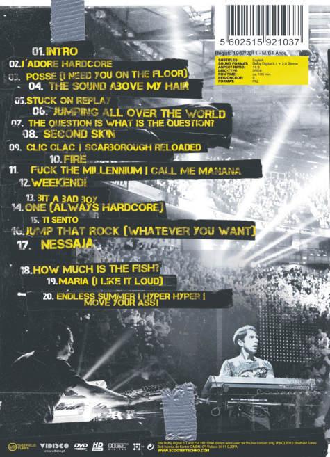 Live in Hamburg DVD
