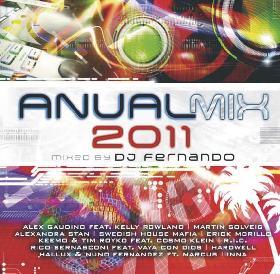 Anual Mix 2011