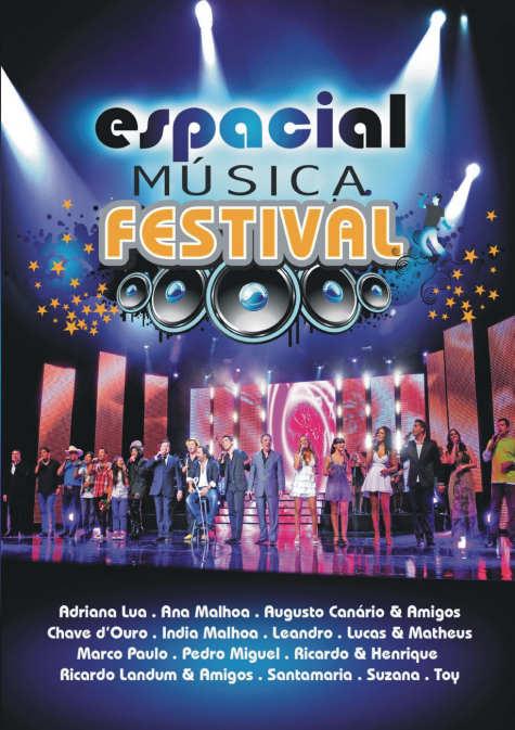 Festival Espacial-DVD
