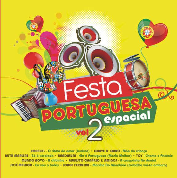 Festa portuguesa vol. 2