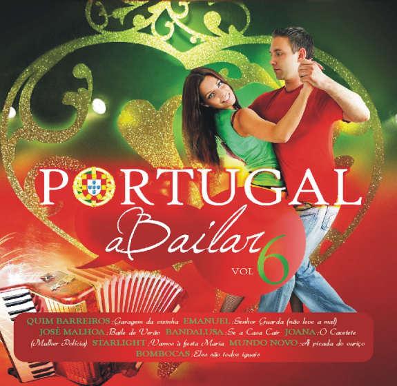 Portugal a bailar vol. 6