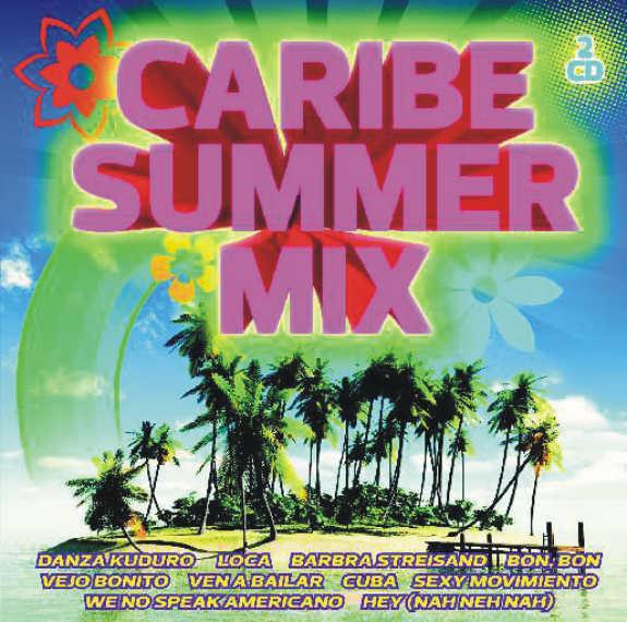 Caribe Summer Mix 2 Cds