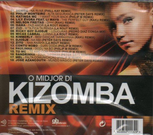 O Midjor di Kizomba Remix