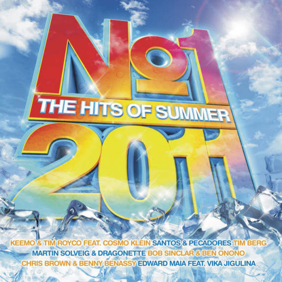 Nº1-2011 - The hits of summer