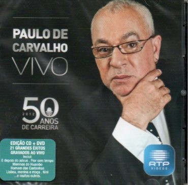 Vivo 50 anos de carreira CD+DVD