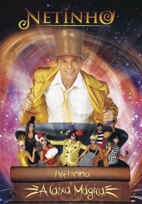 A caixa magica-DVD