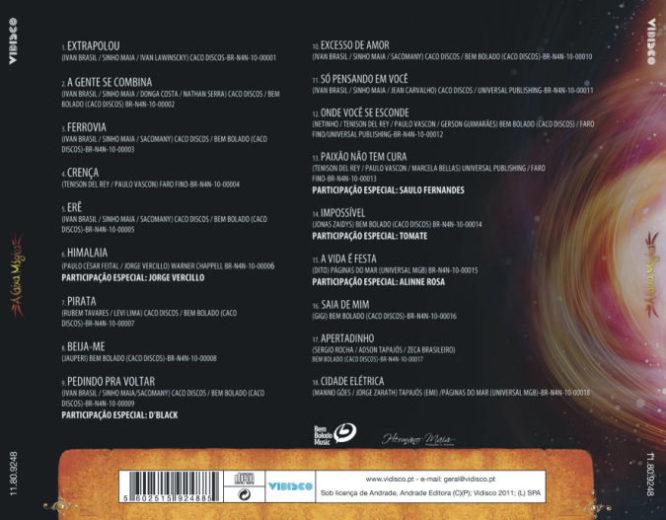 A caixa magica-CD*