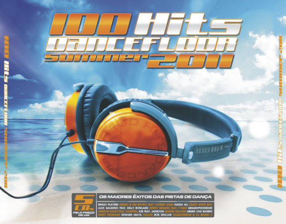 100 hits dancefloor summer 2011 loja da musica for 100 hits dance floor