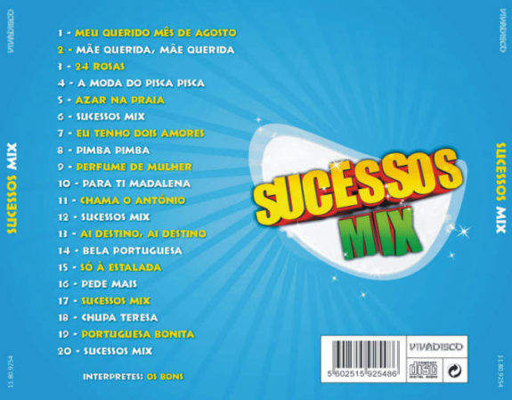 Sucessos Mix