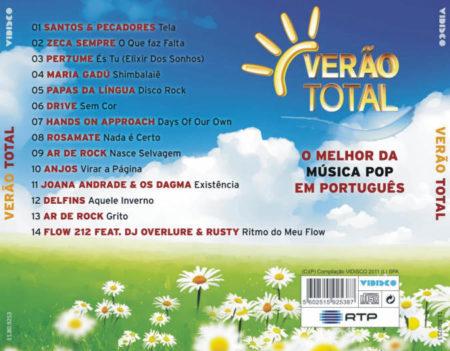 Verão Total o melhor da música Pop em português