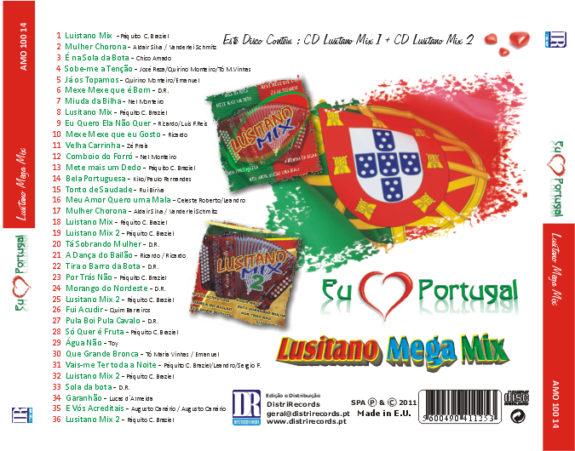 Lusitano Mega Mix