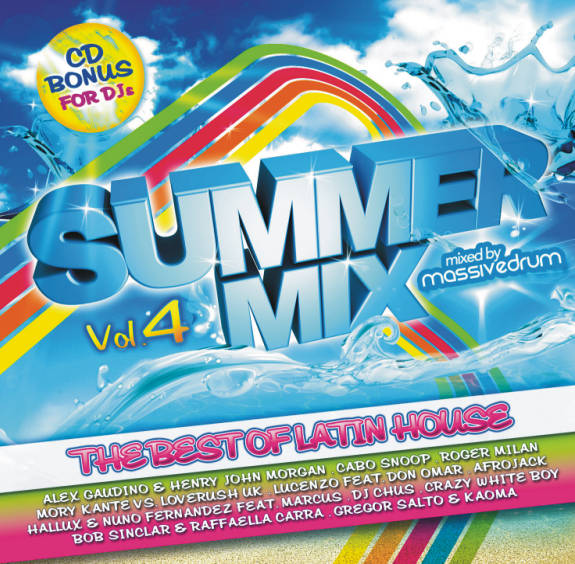 SUMMER MIX VOL.4 - Mixed by Massivedrum