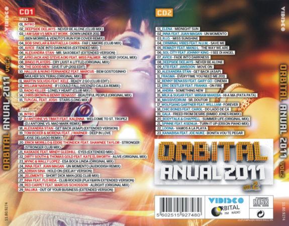 Orbital Anual 2011 Vol. 2