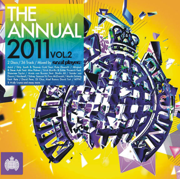 Ministry of Sound - The Annual 2011 vol. 2