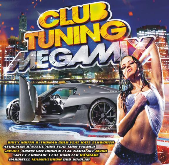 Club Tuning Megamix