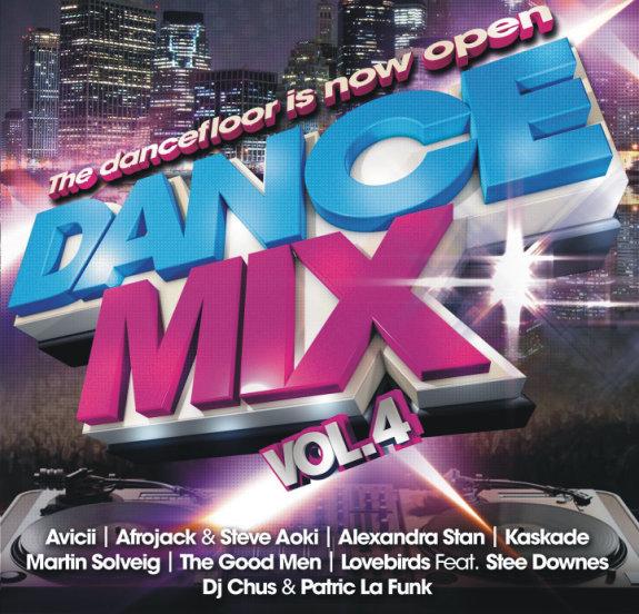 Dance Mix vol. 4