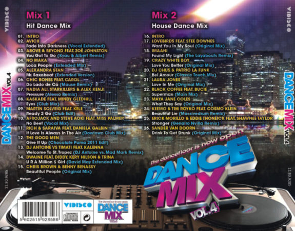 Dance Mix vol. 4