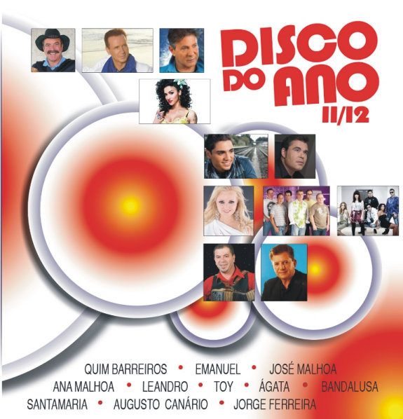 Disco do Ano 11.12