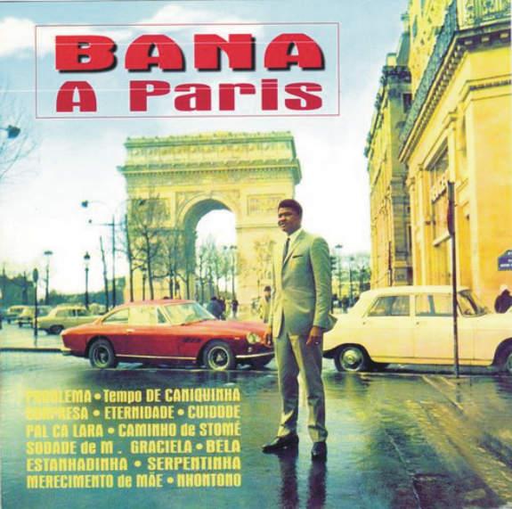 Bana à Paris *