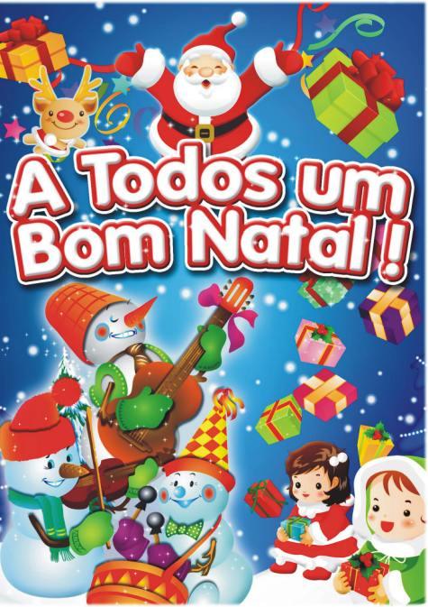 A Todos um bom Natal DVD