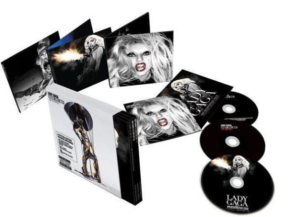 Born This Way – The Collection